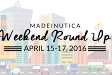 Weekend Round Up for April 15th-17th