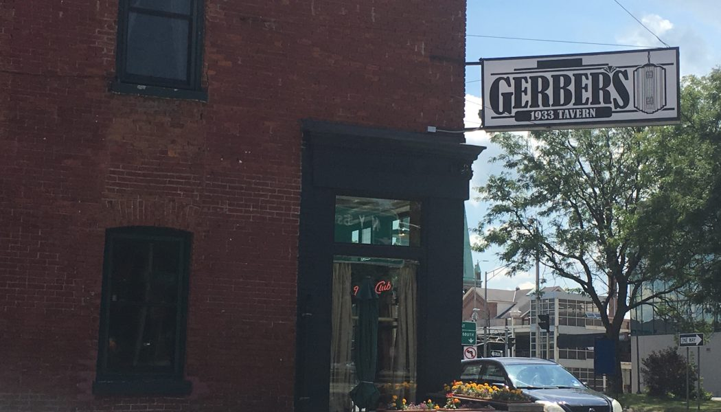 "A Quick ""Snack"" at Gerber's 1933 Tavern"