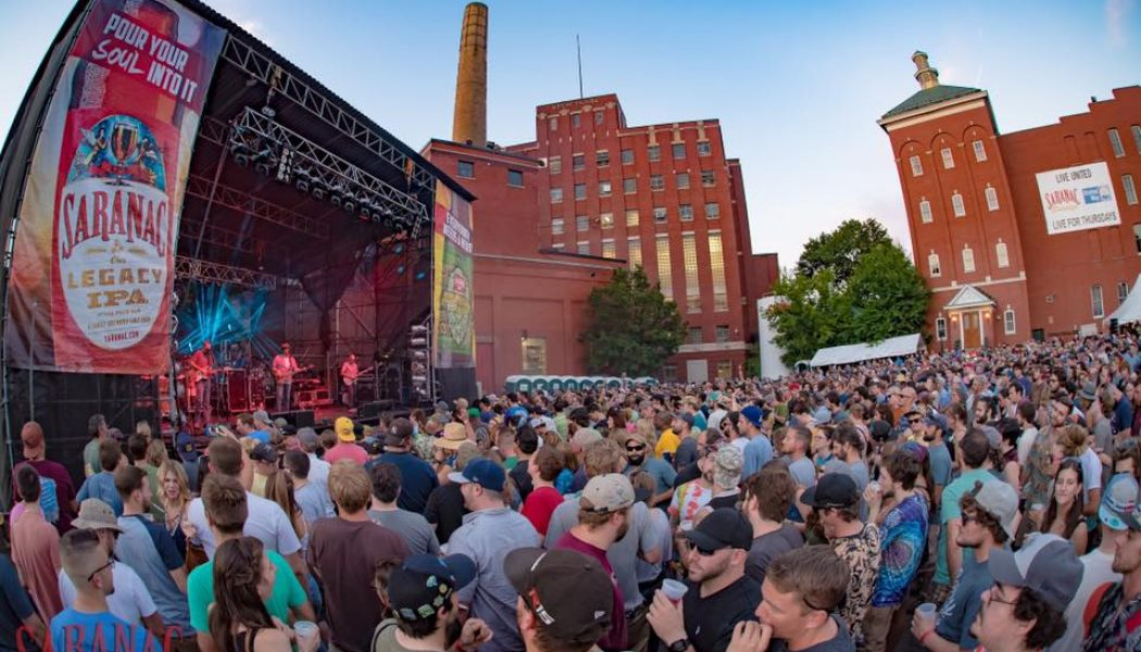 Calling All Local Bands For Saranac Thursday