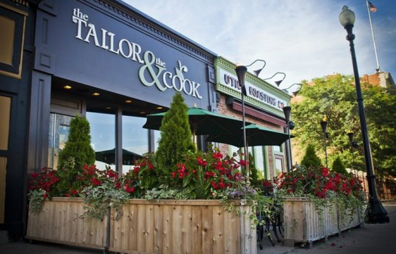 Treat Yo Self at Tailor and the Cook